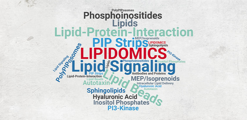 Lipidomics collage